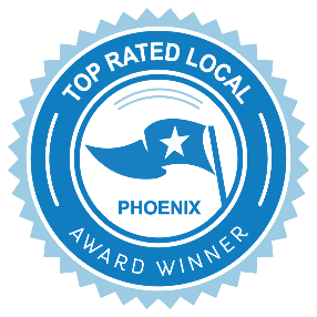 Top Rated Local Award Winner in Phoenix