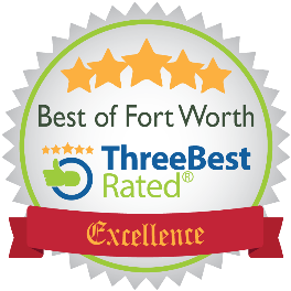 Best of Fort Worth Three Best Rated