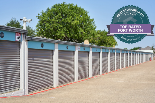 Top Rated Storage Units Fort Worth Texas