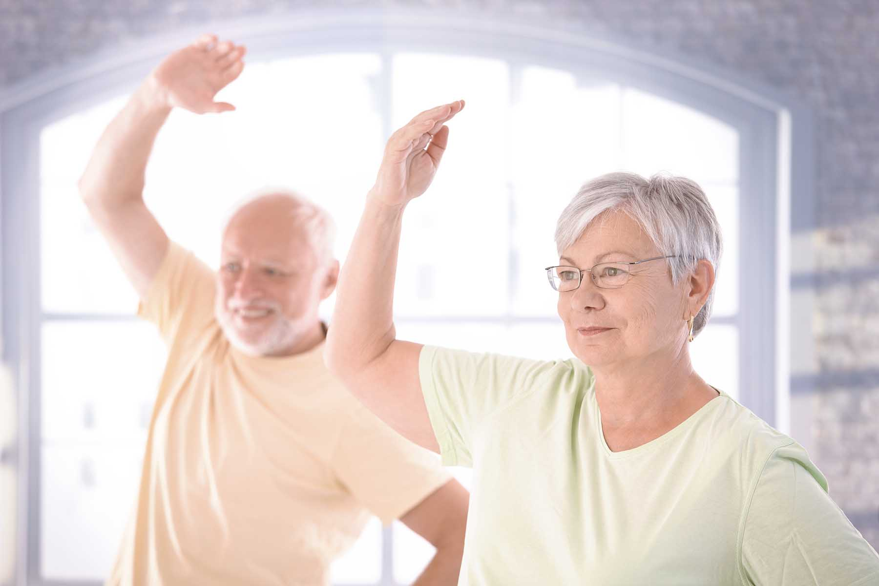 Getting Regular Exercise if Key to Self-Care
