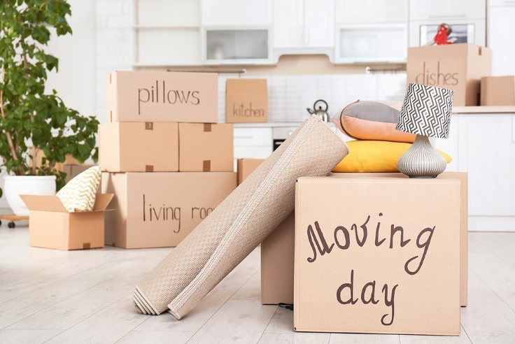 Moving Out of State Tips using Self Storage Units