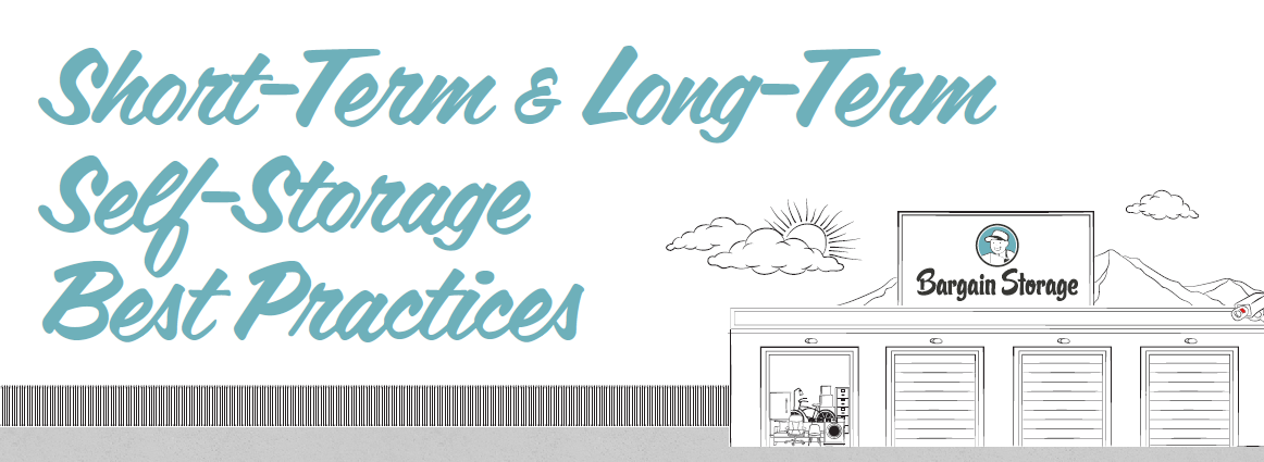 Best Practices for Self Storage Units