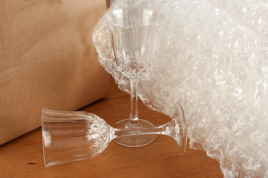 Wrap Fragile Items in Bubble Wrap when Preparing for Storage