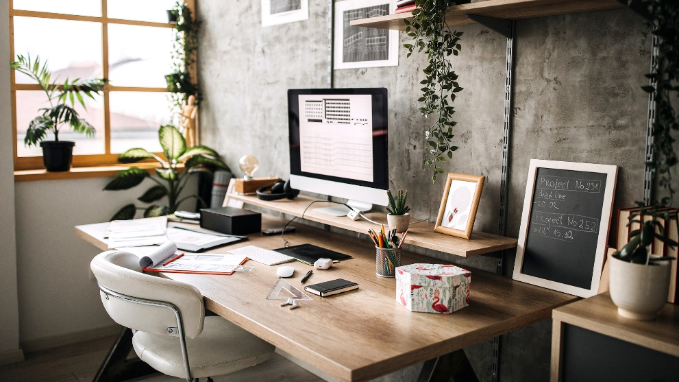 Selecting Your Workspace is a Key Element