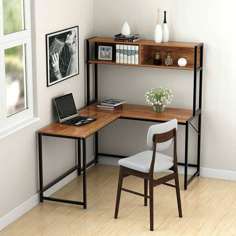 Furniture Designed Specifically for a Spare Corner Home Office