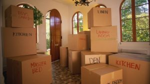 How to Downsize Your Parent's Life and Organizing it all for Storage