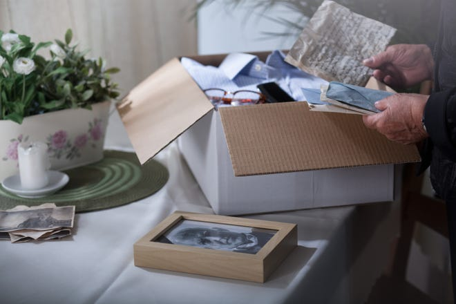 Be Respectful as you Help Your Parents Downsize Belongings for Storage