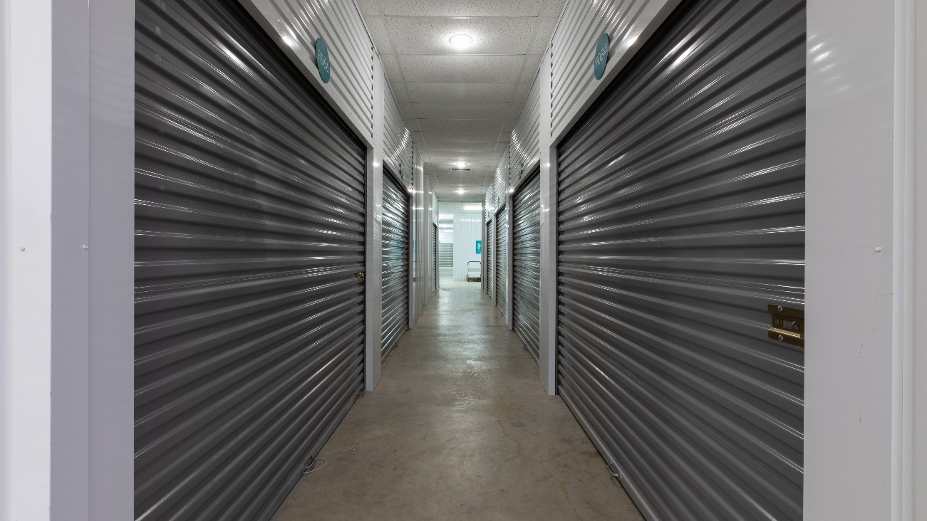 Indoor Self Storage Units with Climate Control Protection from the Elements