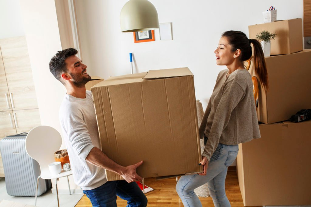 Moving and Boxing up Your Belongings can Cause Damages