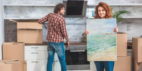 Preserve Your Artwork by Packing it Carefully for a Move