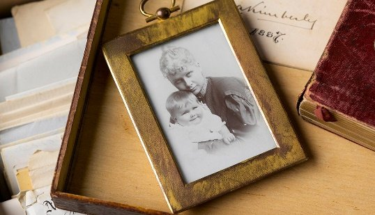Finding Old Family Photos and Heirlooms while Decluttering Your Space