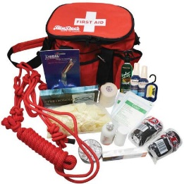 Be prepared with emergency kits and supplies
