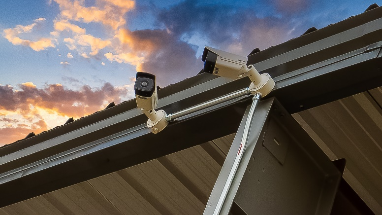 High Definition Surveillance Cameras and Security Systems at Bargain Storage