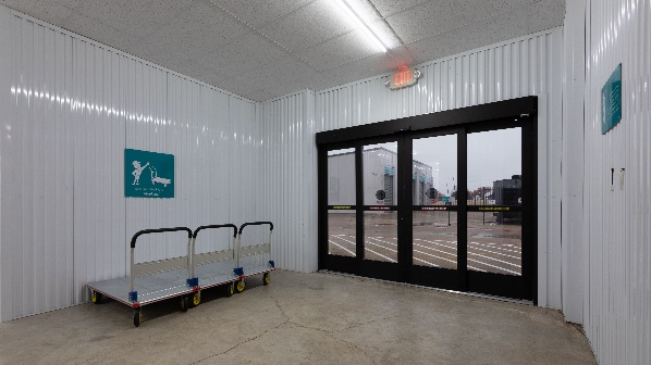 Indoor Storage to Protect Your Business Items with Easy Access