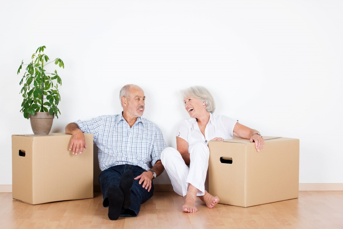 Tips for Seniors on Downsizing and Moving
