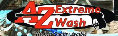 AZ Extreme Wash Logo