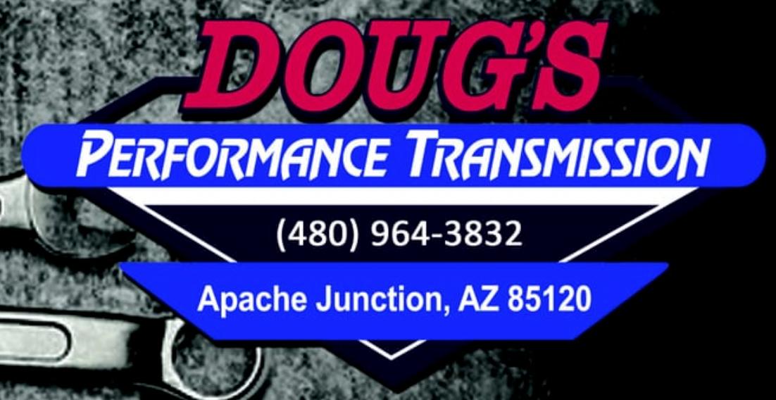 Dougs Performance Transmission Logo