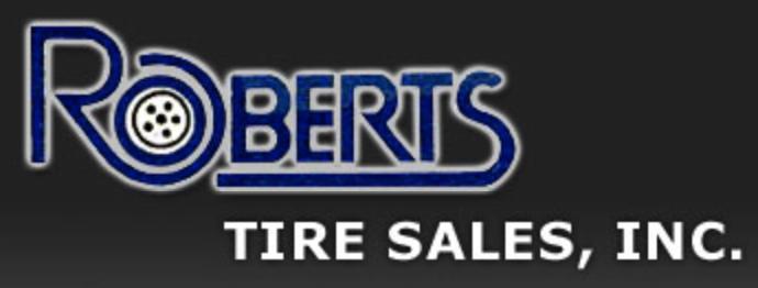 Roberts Tire Sales Logo