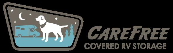 Carefree Covered RV Storage Logo