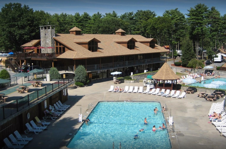 RV Resort with Pool