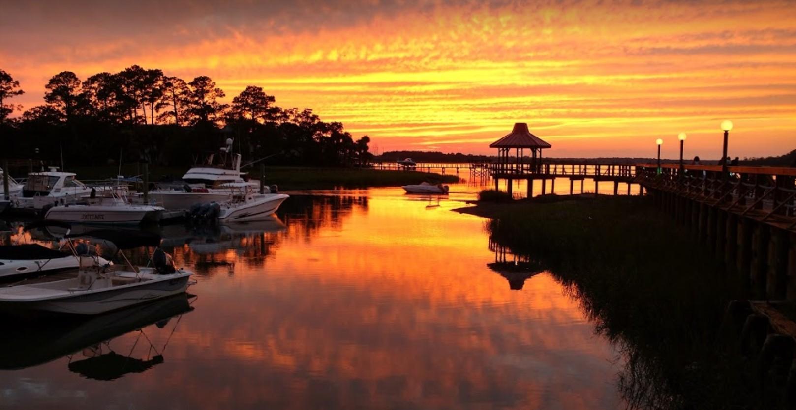 Hilton Head Harbor RV Resort South Carolina