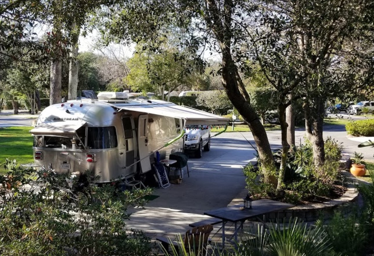South Carolina Waterside RV Resort
