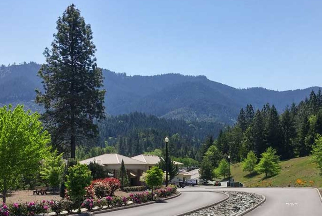 Seven Feathers RV Resort and Casino in Canyonville Oregon