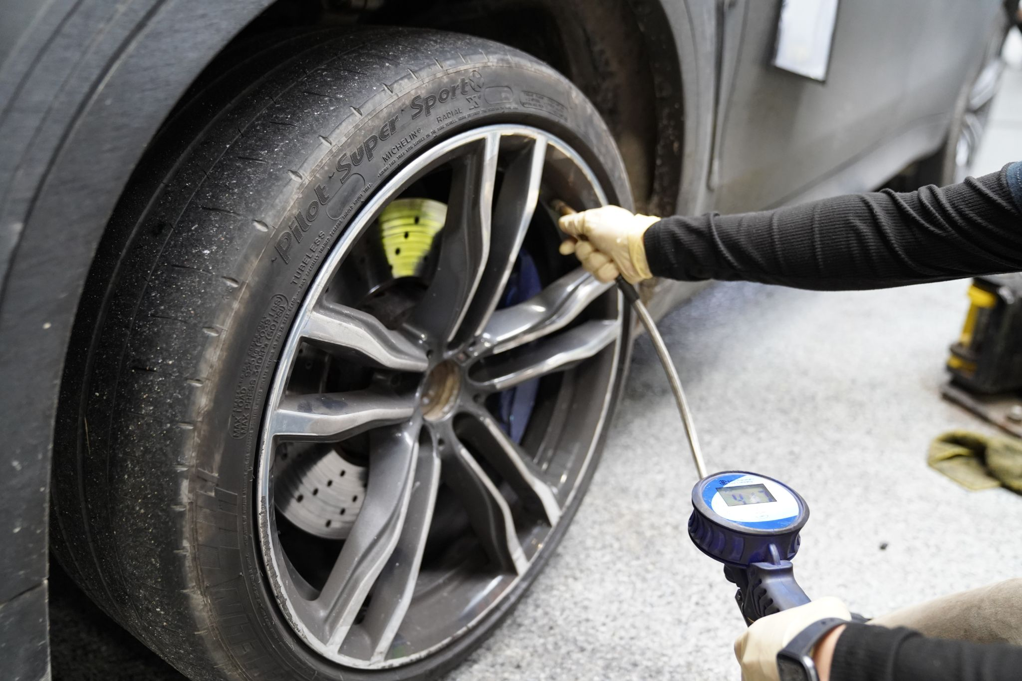 Keep Your RV Tires Properly Inflated