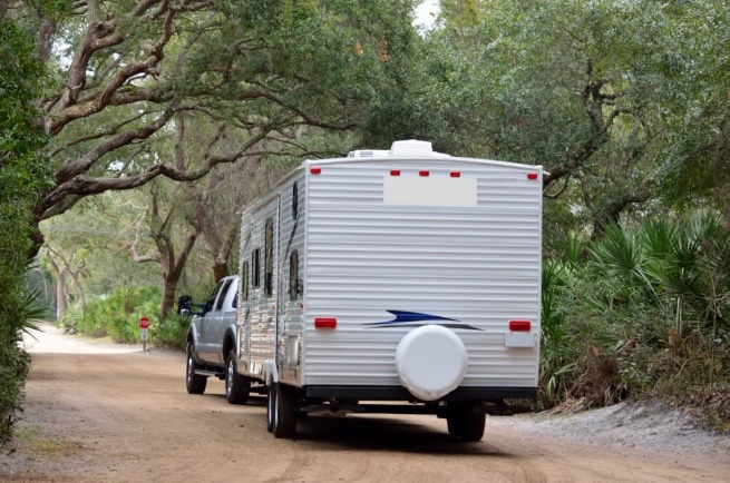 Do Not Exceed Your RV Weight Limit or Risk Tire Blowouts