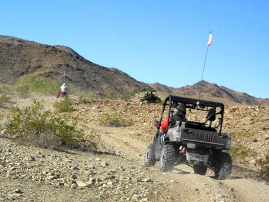 ATV Adventures at Ehrenberg Sandbowl RV Vacations