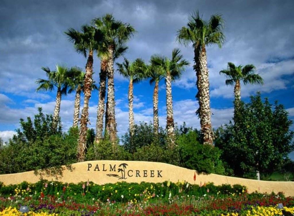 Snowbird Paradise Palm Creek Golf & RV Resort Casa Grande Arizona