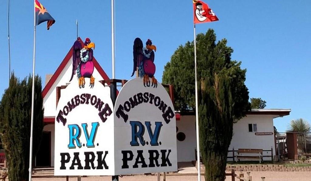 Tombstone RV Park & Campground Arizona Wild West