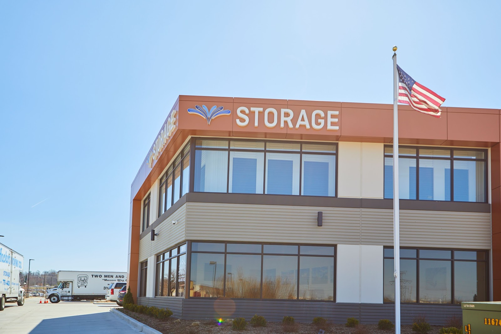 Fountain Lakes Storage in St. Charles Missouri