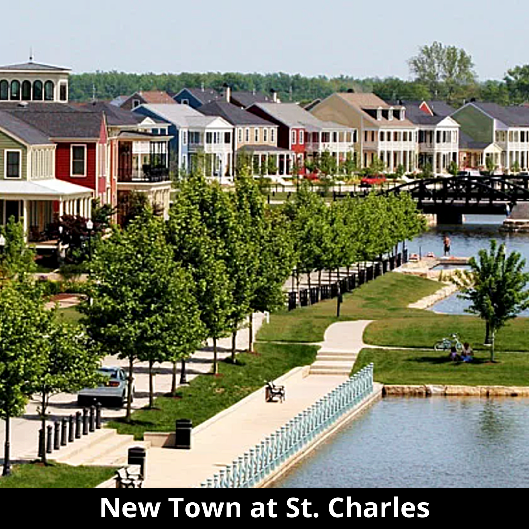 New Town at St. Charles