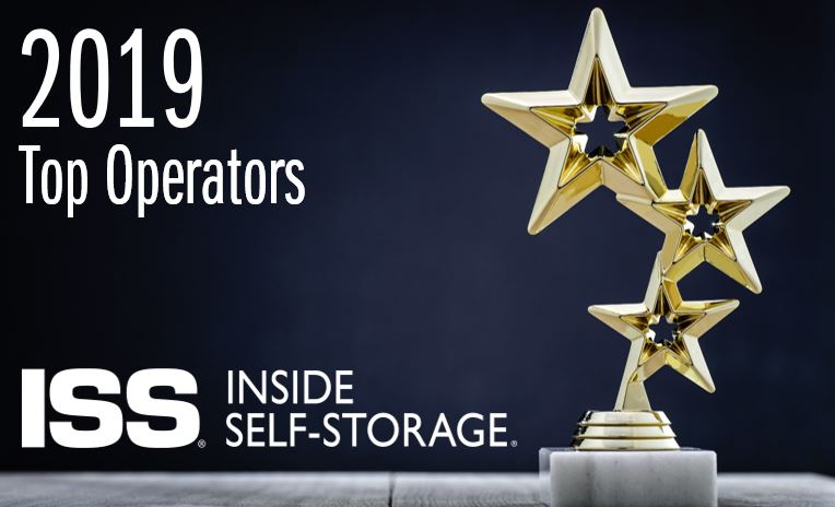 ISS Top Operators in Self Storage