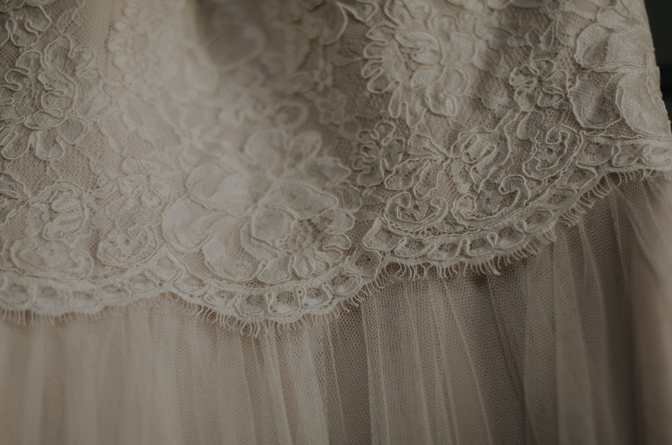 preserving a wedding dress