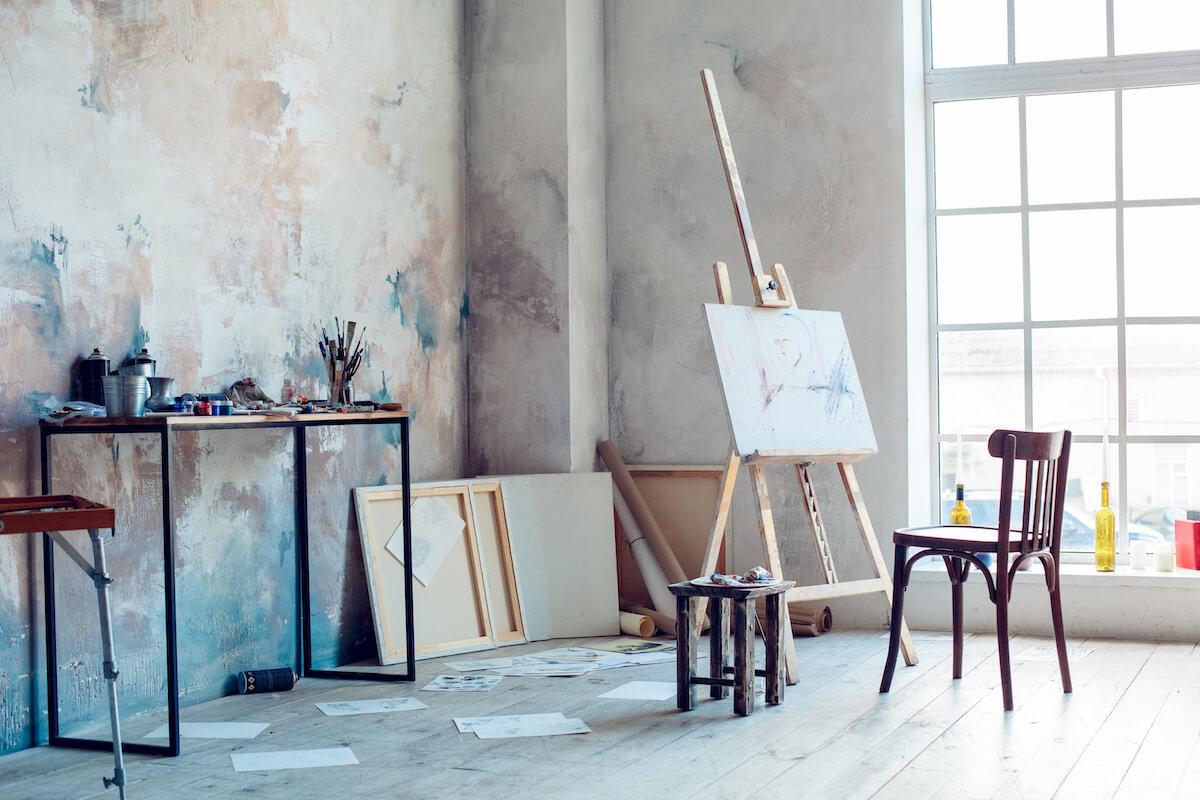 Artist Workspaces By 1275 Budd St   Cincinnati OH