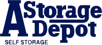 Logo for A Storage Depot, click to go home