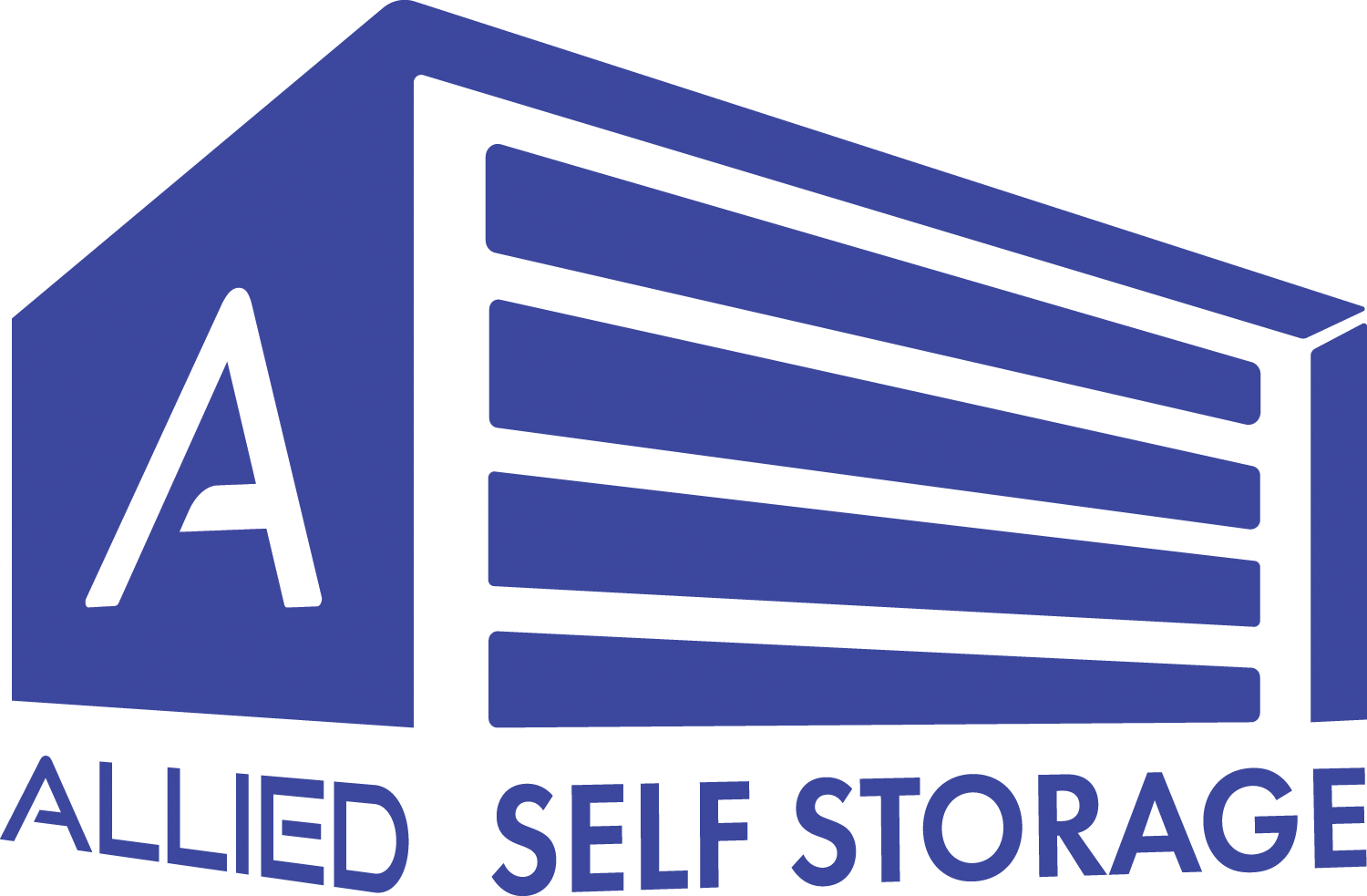 Logo for Allied Self Storage, click to go home