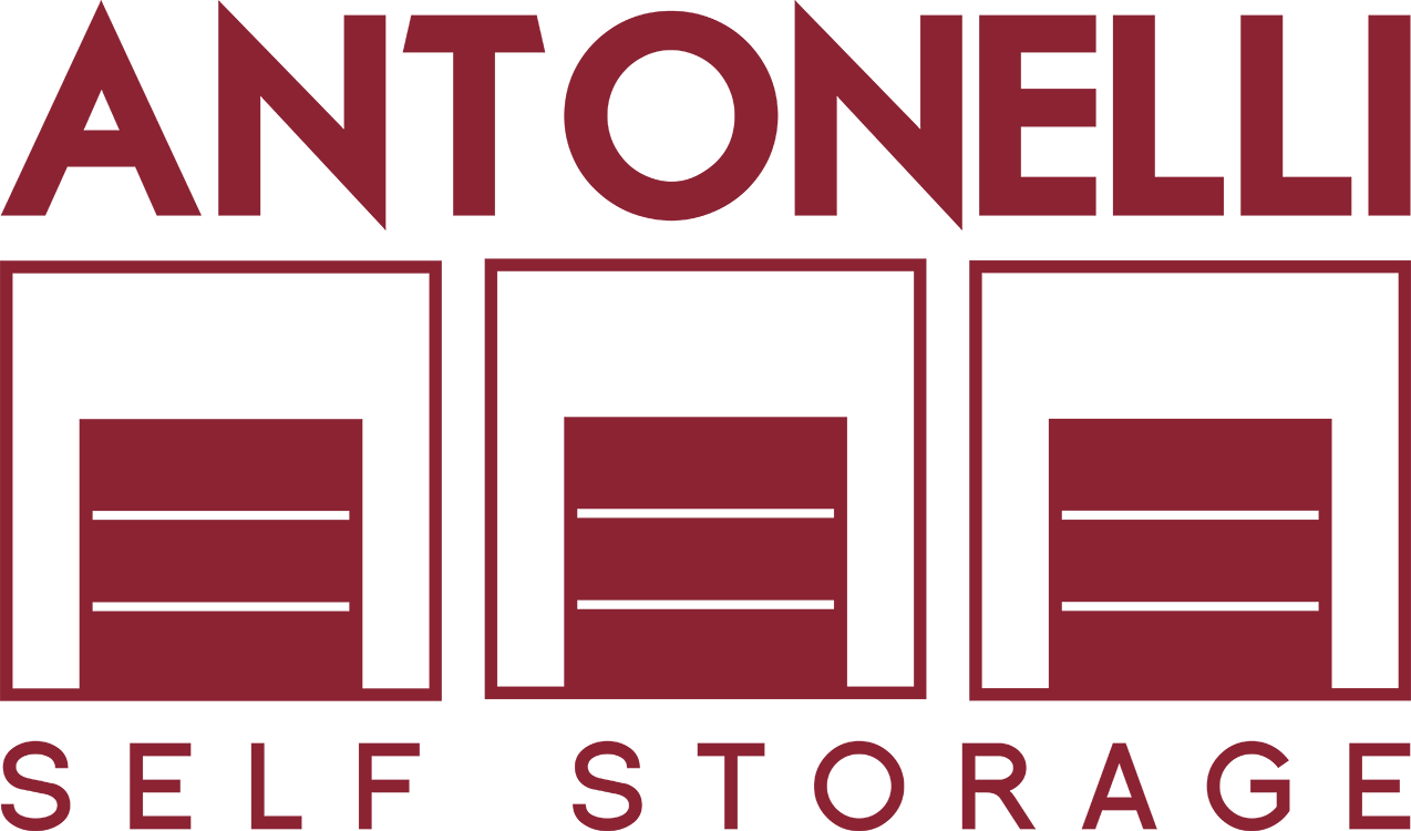 Logo for Antonelli Self Storage, click to go home