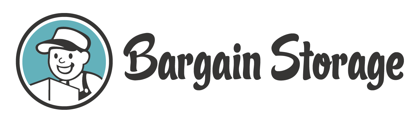 Logo for Bargain Storage, click to go home