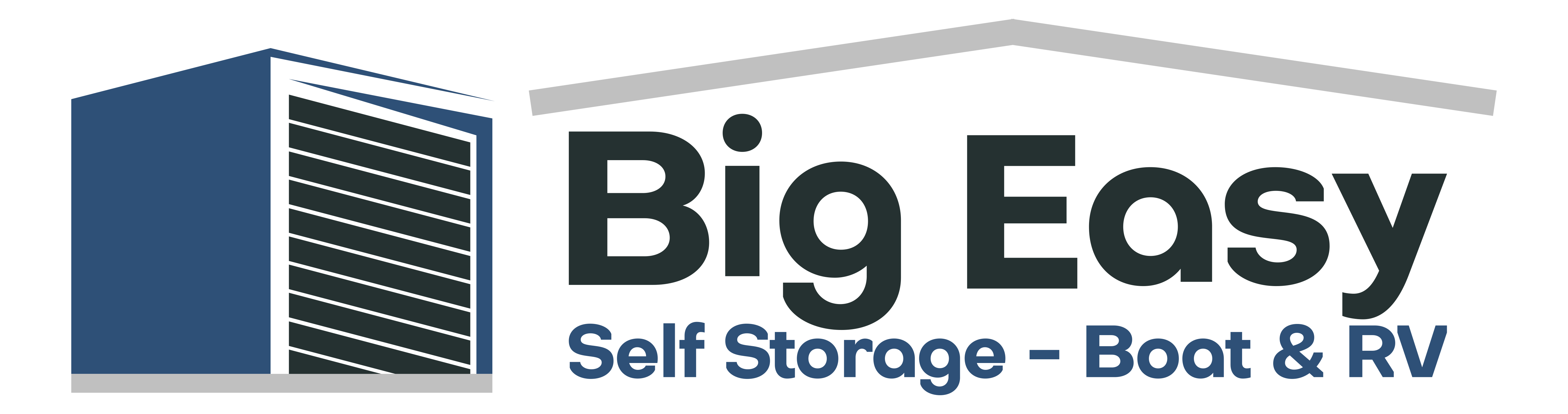 Logo for Big Easy Storage, click to go home
