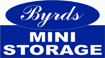 Logo for Byrd's Portable Storage, click to go home