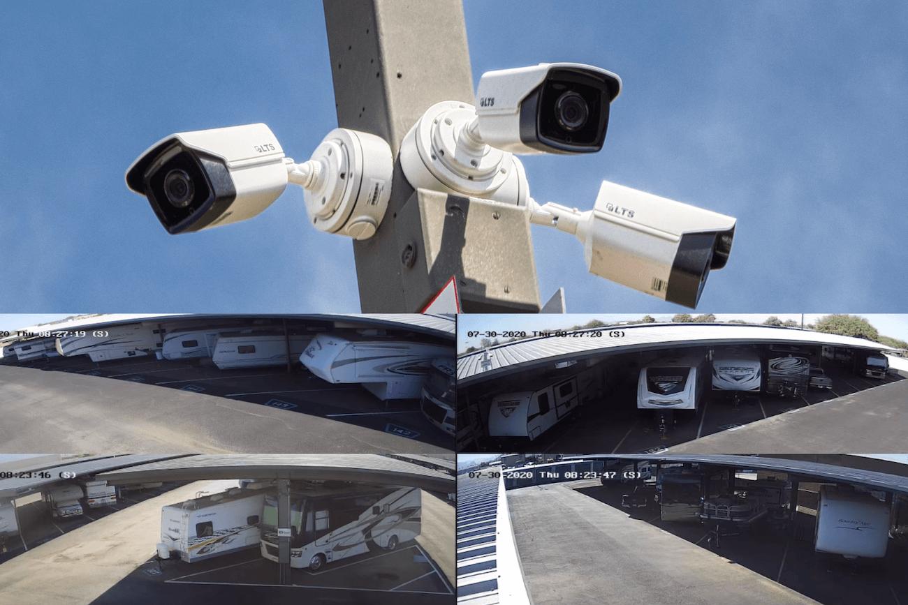 42 HD Cameras