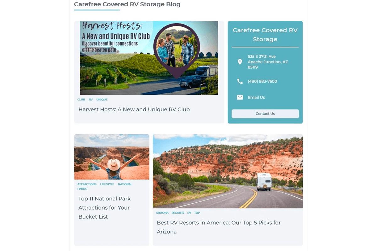 Travel Ideas + Resources Blog
