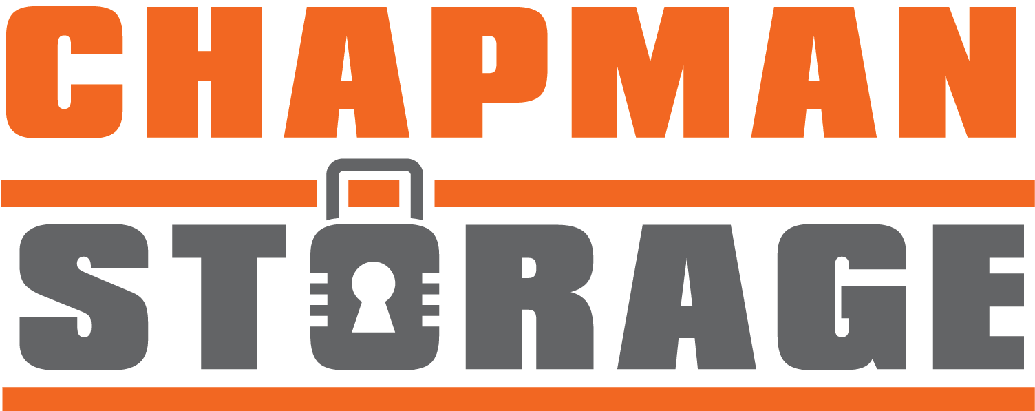 Logo for Chapman Storage, click to go home