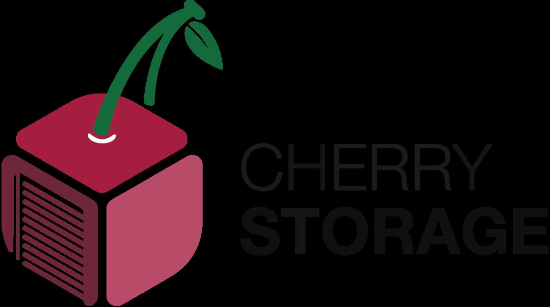 Logo for Cherry Storage, click to go home