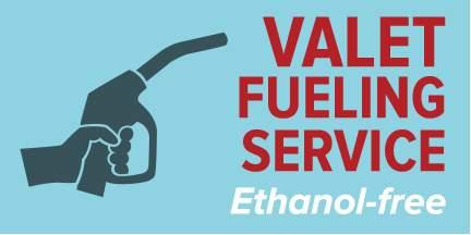 valet fuel service