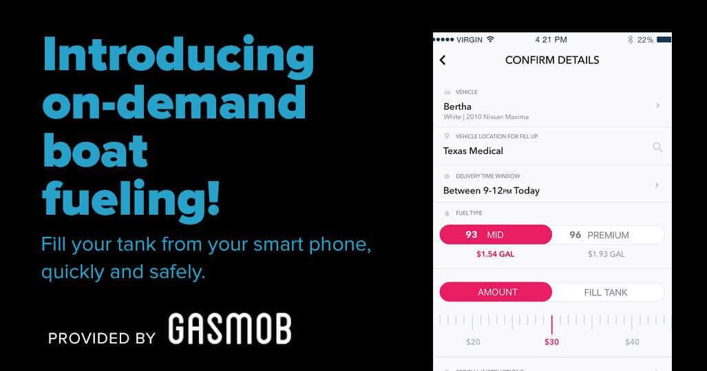 gasmob app promo