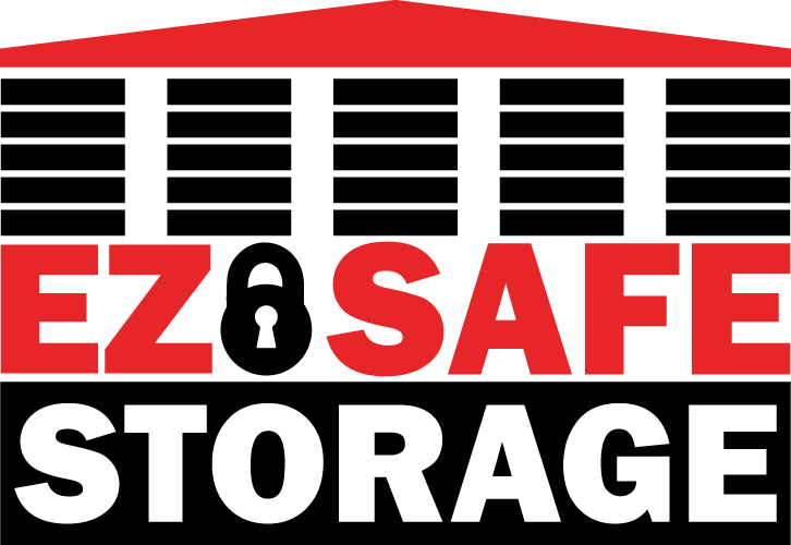 Logo for EZ Safe Storage, click to go home